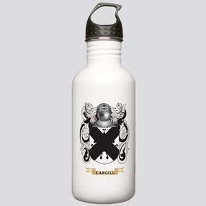 cargill Coat of Arms Water Bottle
