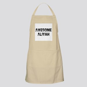 Awesome Aliyah BBQ Apron