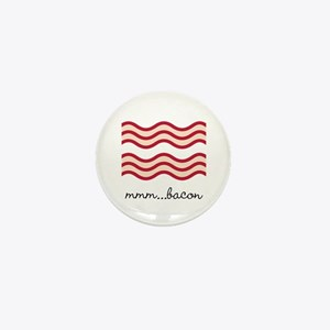 Bacon to Customize Mini Button