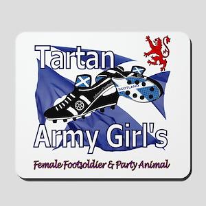 Scotland Football Fashion Mousepad
