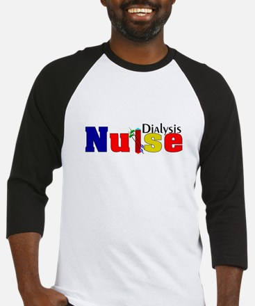 Dialysis Nurse Baseball Jersey