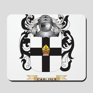 Carlisle Coat of Arms Mousepad