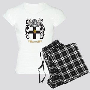 Carlisle Coat of Arms Pajamas