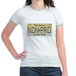New Jersey NDN Pride Jr. Ringer T-Shirt