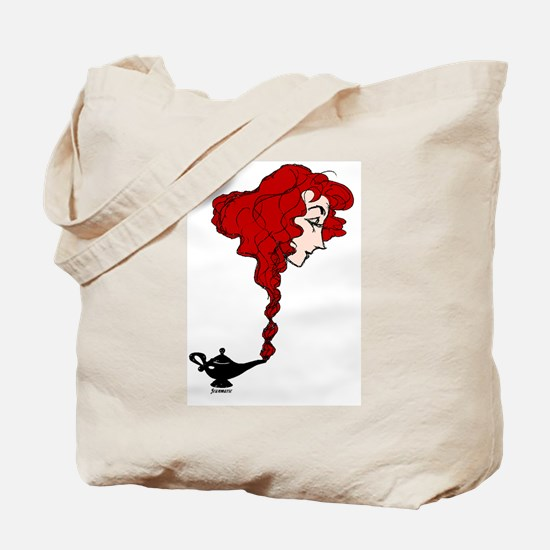 THREE WISHES GRANTED Tote Bag