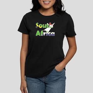 South Africa Goodies Women's Dark T-Shirt