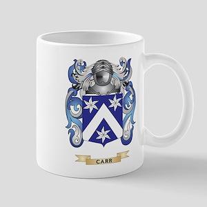 Carr Coat of Arms Mug