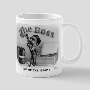 Top of the heap - 1880 11 oz Ceramic Mug