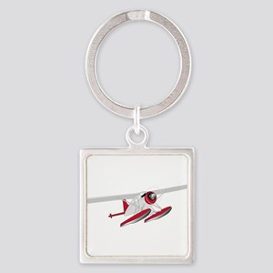 Seaplane Keychains