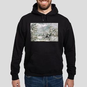 Franklin's experiment, June 1752 - 1876 Sweatshirt