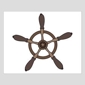 Vintage Ship Wheel Posters