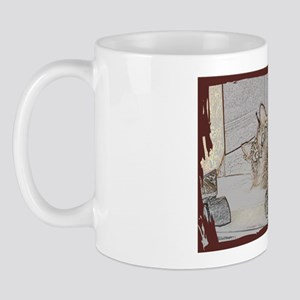Cute Maine Coon cat Mug