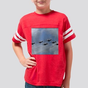 square Youth Football Shirt