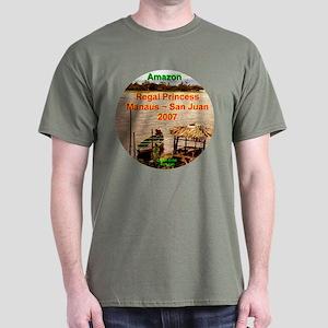 Regal Amazon 2007  Dark T-Shirt