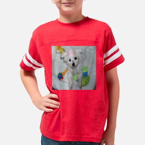 lacy Youth Football Shirt
