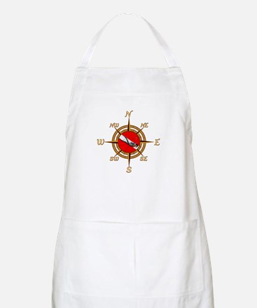 Dive Compass Apron