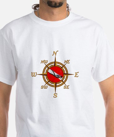 Dive Compass T-Shirt
