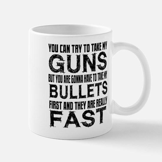 Fast Bullets Mug