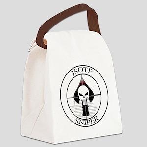 JSOTF Sniper Canvas Lunch Bag