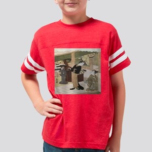 eirakuantile Youth Football Shirt