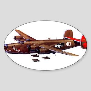 B-24H Liberator 2 Sticker