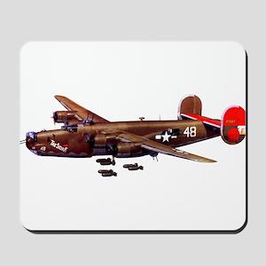 B-24H Liberator 2 Mousepad