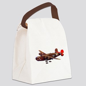 B-24H Liberator 2 Canvas Lunch Bag