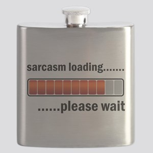 Sarcasm Loading Flask