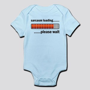 Sarcasm Loading Body Suit