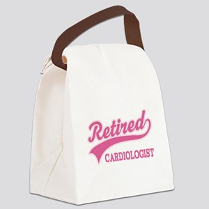 Retired cardiologist Canvas Lunch Bag