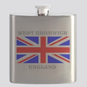 West Bromwich England Flask