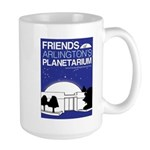 NEW Friends of the Planetarium Logo Mugs