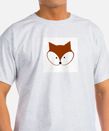 Curious Fox T-Shirt