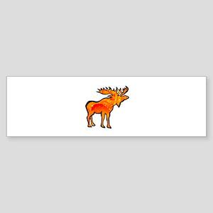 MOOSE Bumper Sticker