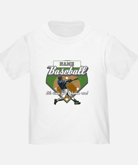 Personalized Home Run Time T