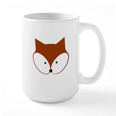 Curious Fox Mug