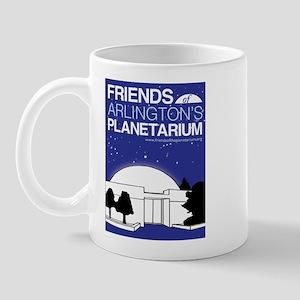 NEW Friends of the Planetarium Logo Mugs