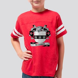 Boswell Family Youth Football Shirt