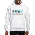 Virginia NDN Hooded Sweatshirt
