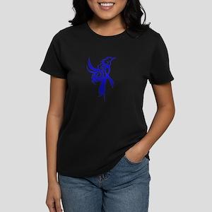 Phoenix in Blue T-Shirt