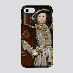 Henry VIII iPhone 7 Tough Case