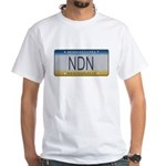 Pennsylvania NDN Pride White T-Shirt