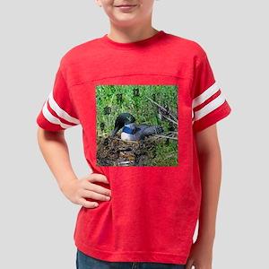 wallclock 6 Youth Football Shirt