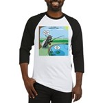 Fly Fishing Baseball Jersey