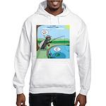 Fly Fishing Hooded Sweatshirt