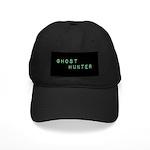 Ghost Hunter (Label Text) Black Cap