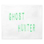 Ghost Hunter (Label Text) King Duvet