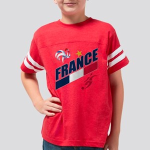 france a Youth Football Shirt
