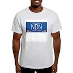 Michigan NDN Pride Ash Grey T-Shirt
