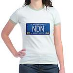 Michigan NDN Pride Jr. Ringer T-Shirt
